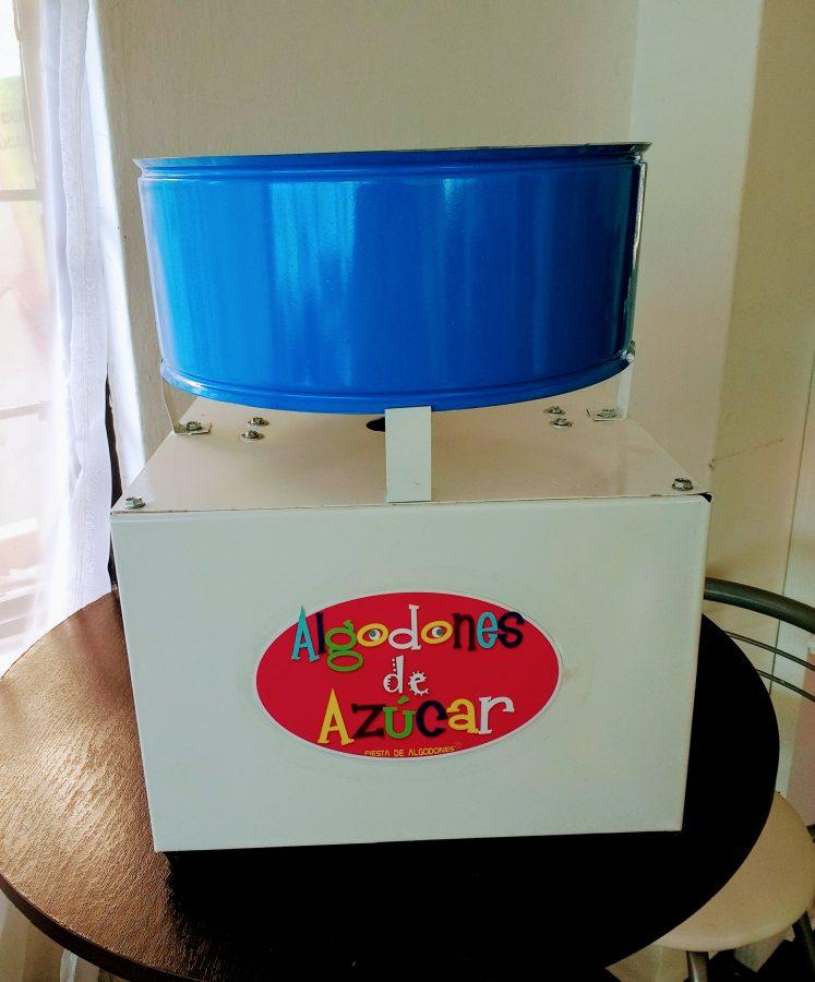 Máquina para algodones uso ligero Modelo ER-2 Marca Fiesta de algodones